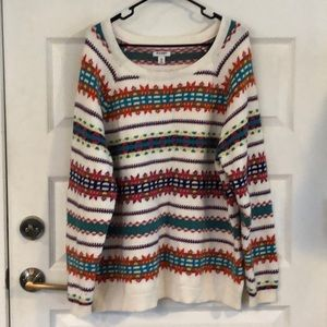 Plus Size Old Navy Sweater